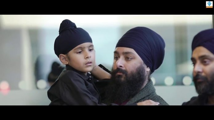 Sikh art exhibition